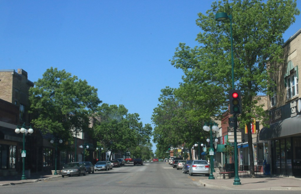 Downtown Fergus Falls